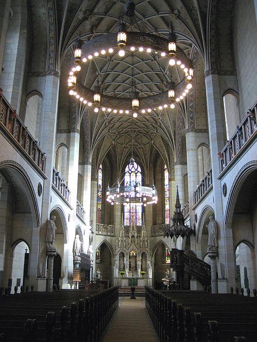 Reiseziel Evangelische Kirche