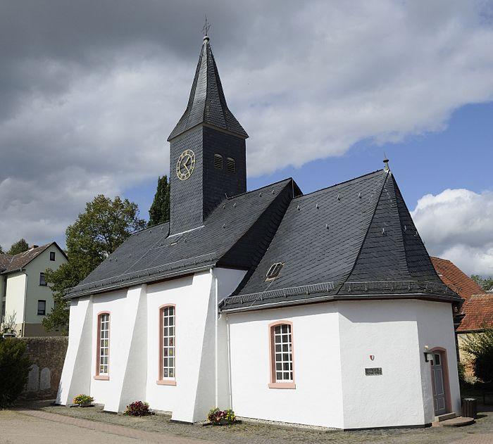 Kirche Allendorf/Lahn