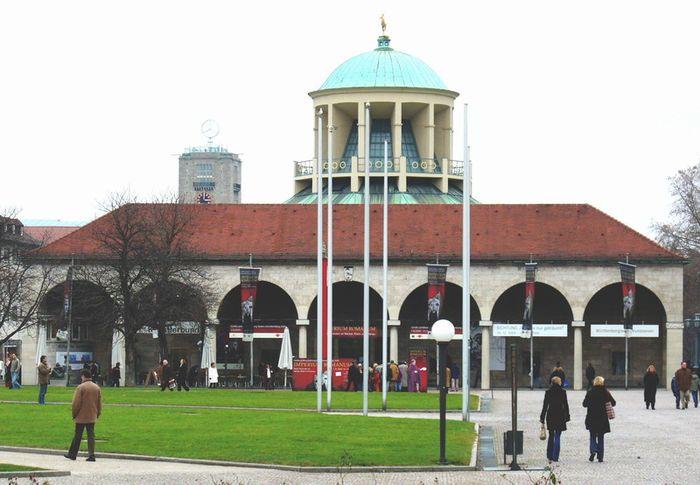 Reiseziel Kunstgebäude