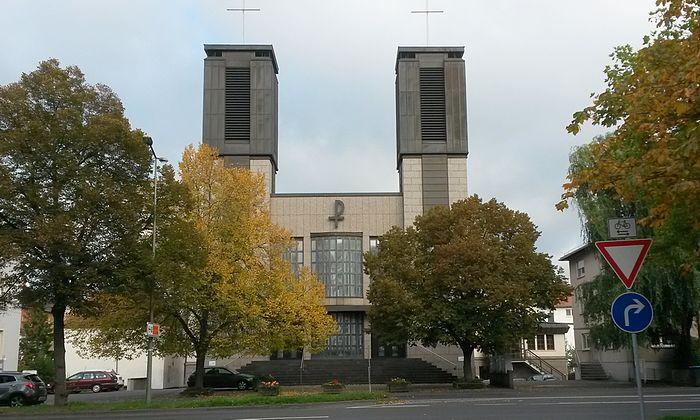 St. Albertus-Kirche (kath)