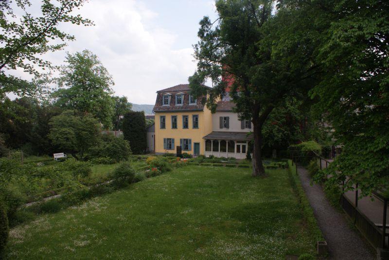 Schillers Gartenhaus