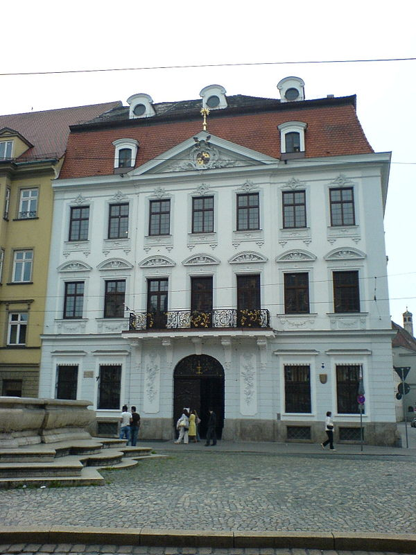 Reiseziel Schaezlerpalais