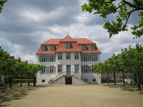 Reiseziel Kavaliershaus