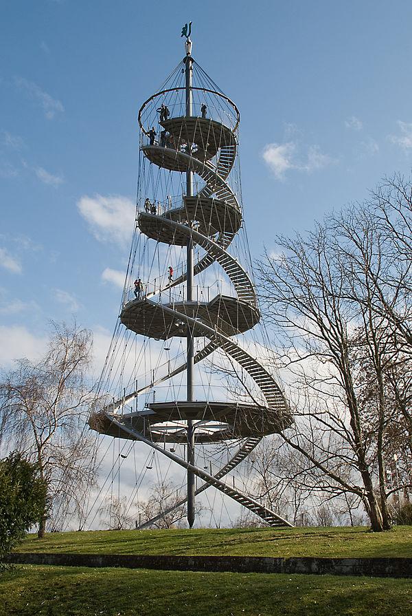 Reiseziel Killesbergturm