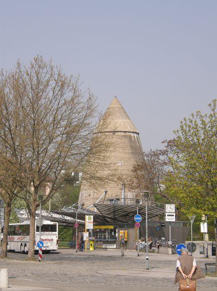 Reiseziel Winkelturm Feuerbach