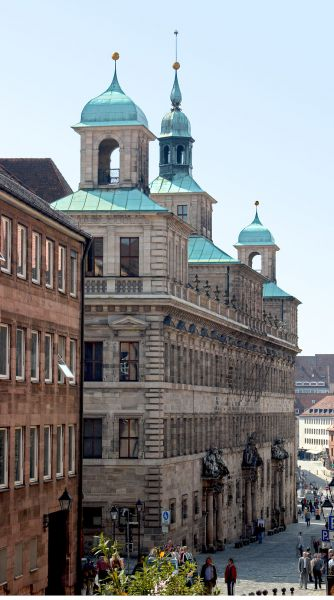 Reiseziel Altes Nürnberger Rathaus