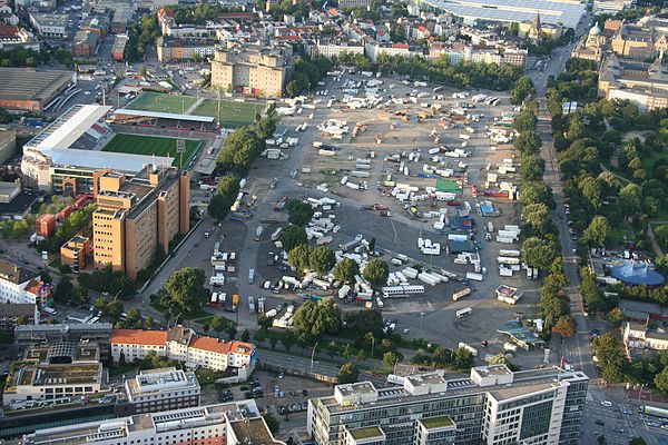 Heiligengeistfeld