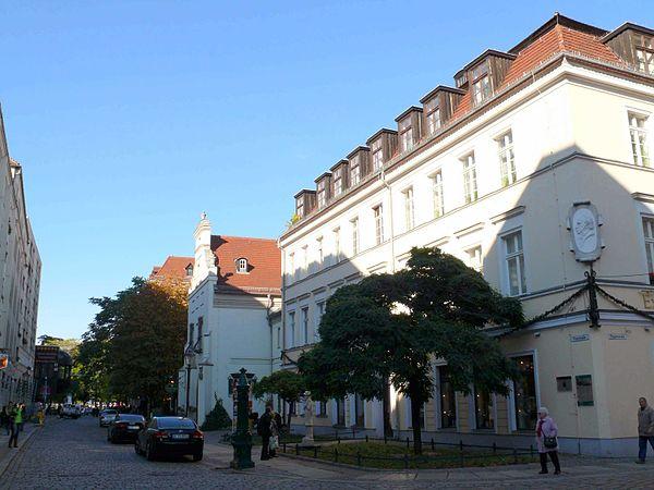 Reiseziel Poststraße