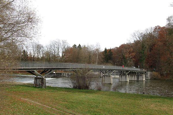 Reiseziel Marienklausenbrücke