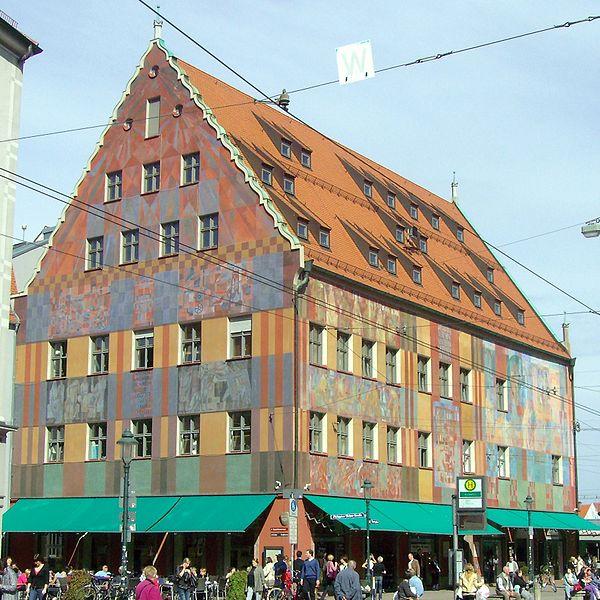 Reiseziel Weberhaus