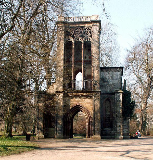 Reiseziel Tempelherrenhaus