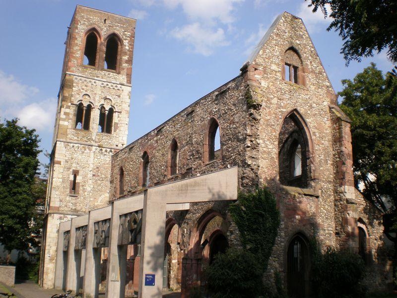 St. Christoph - Taufkirche Gutenbergs