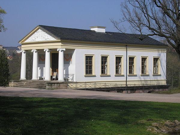 Reiseziel Römisches Haus