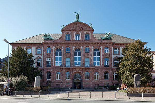 Naturkundemuseum Senckenberg