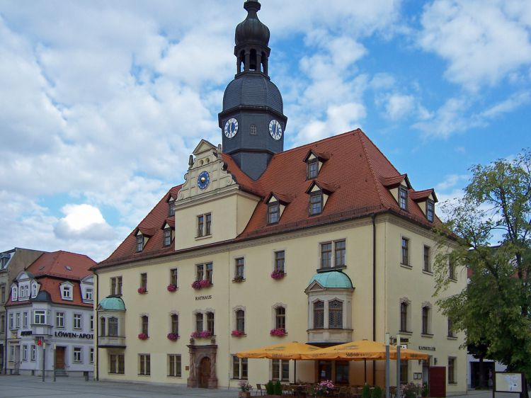 Borna Bei Leipzig