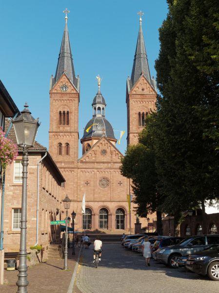 Einhard-Basilika St. Marcellinus und Petrus