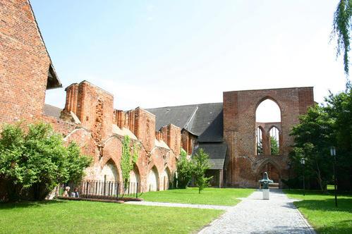 Reiseziel St. Johanniskloster