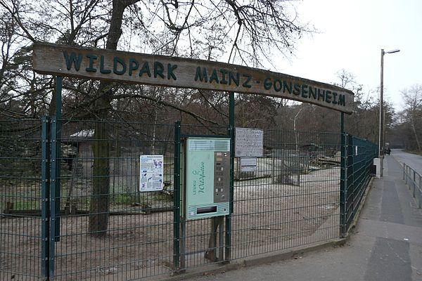 Wildpark Mainz-Gonsenheim