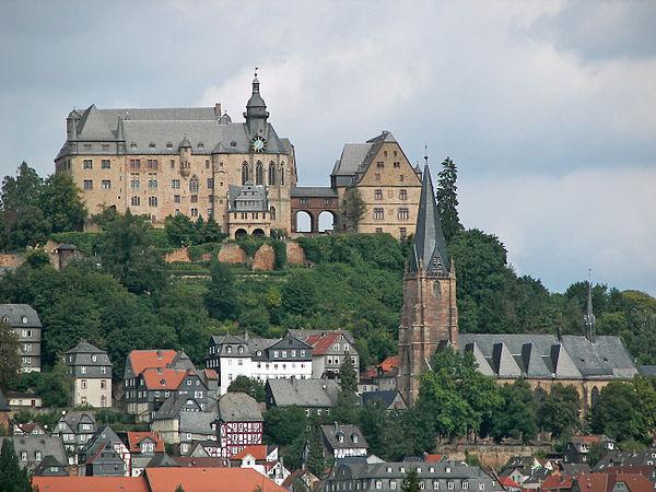 Reiseziel Lutherische Pfarrkirche St. Marien