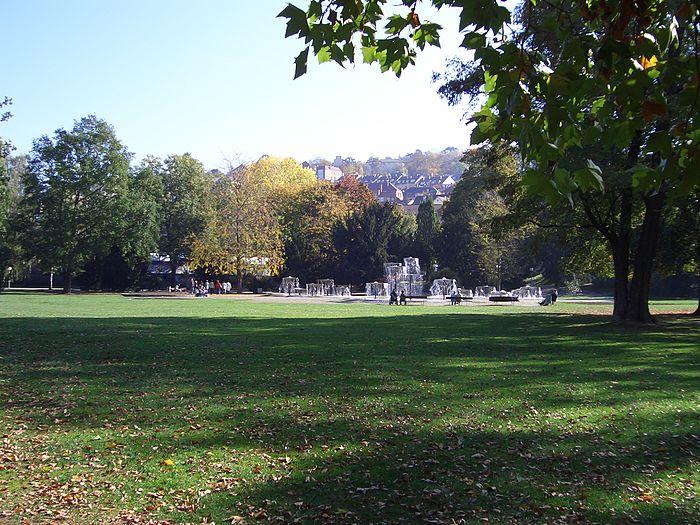 Mittlerer Schlossgarten