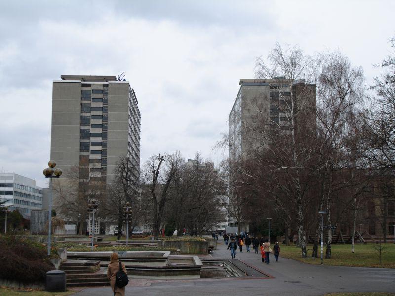 Reiseziel Stadtgarten
