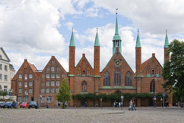 Reiseziel Heiligen Geist Hospital