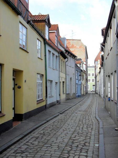 Reiseziel Frühere Armenviertel