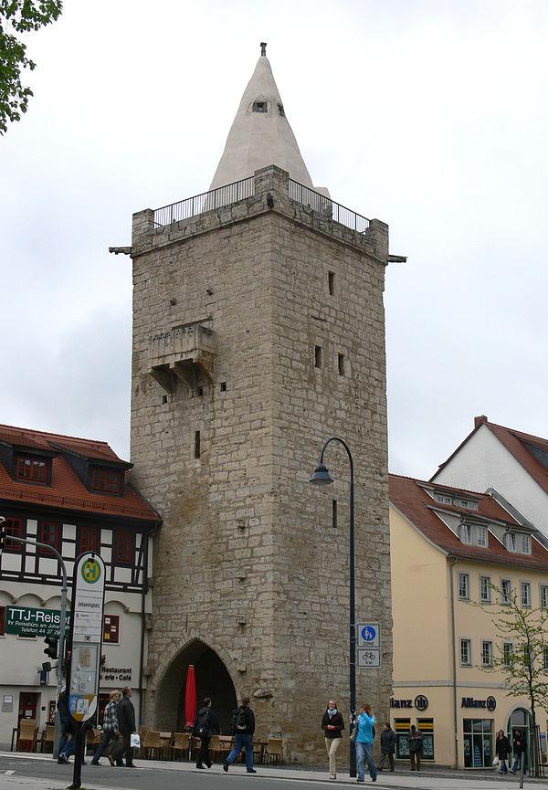 Reiseziel Johannistor