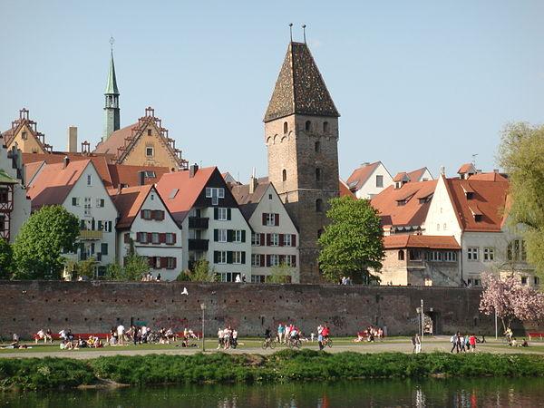 Reiseziel Metzgerturm