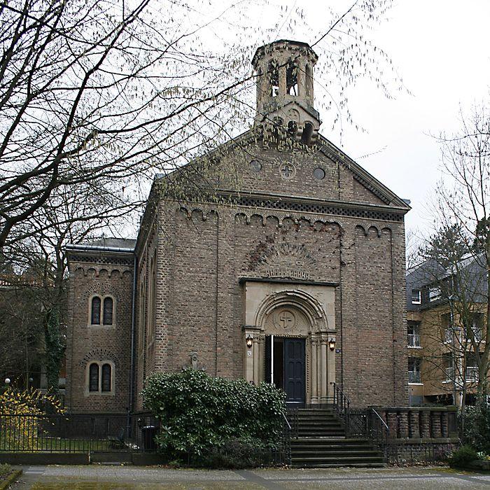 Reiseziel Rigal'sche Kapelle