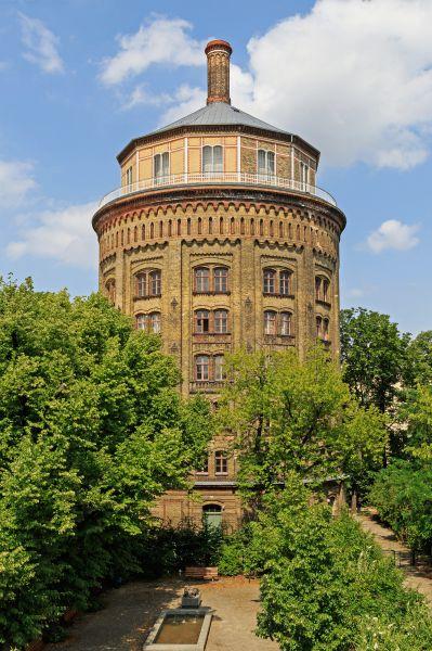 Reiseziel Wasserturm