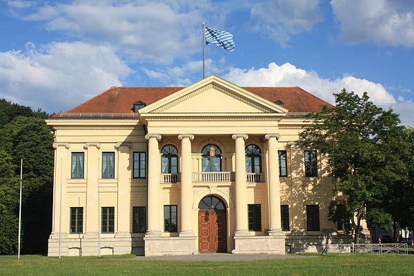 Reiseziel Prinz Carl Palais