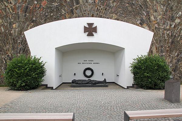 Reiseziel Kriegerdenkmal