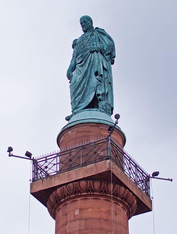Reiseziel Ludwigsmonument