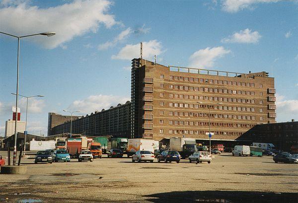 Reiseziel Großmarkthalle