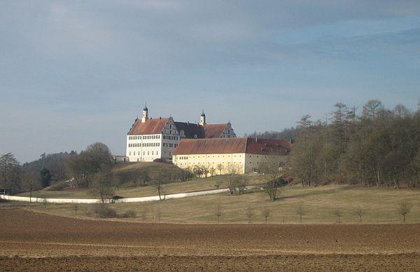 Reiseziel Schloß-Mochental