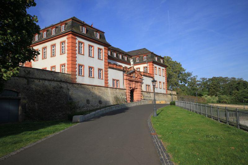 Zitadelle Festung Mainz