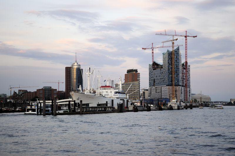 Reiseziel Hafencity Viewpoint