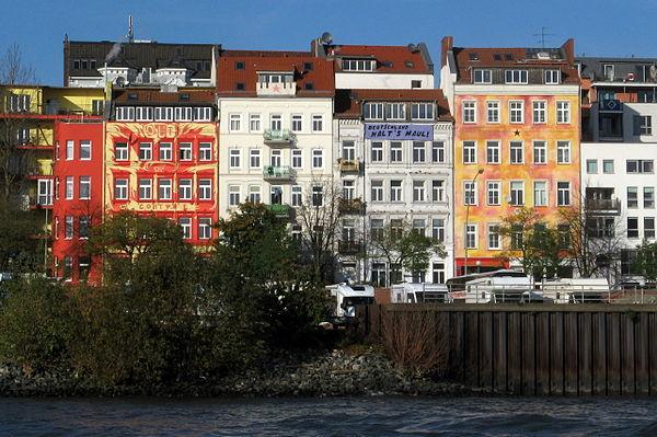 Hafenstraße St.Pauli