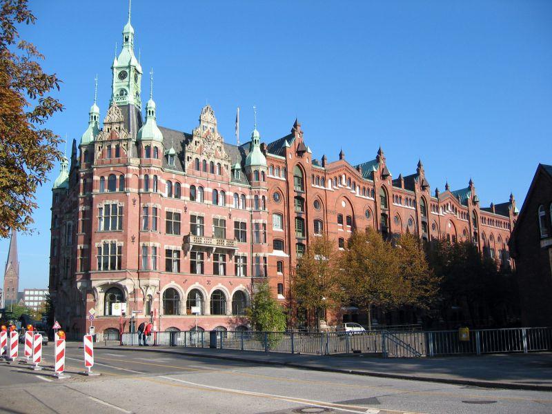 Reiseziel Harbour-Hall