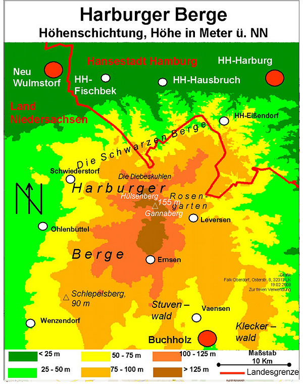 Harburger Berge