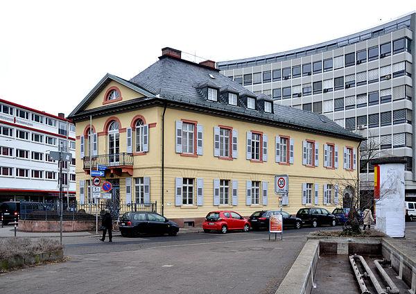Reiseziel Karlstor