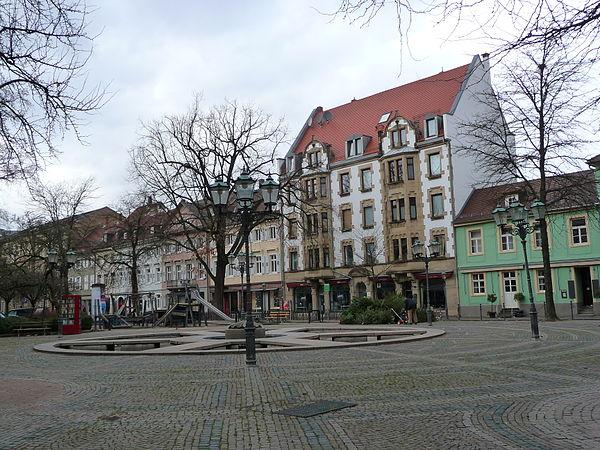 Reiseziel Lidellplatz