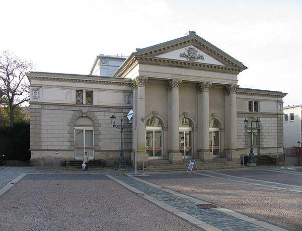 Reiseziel Gewandhaus