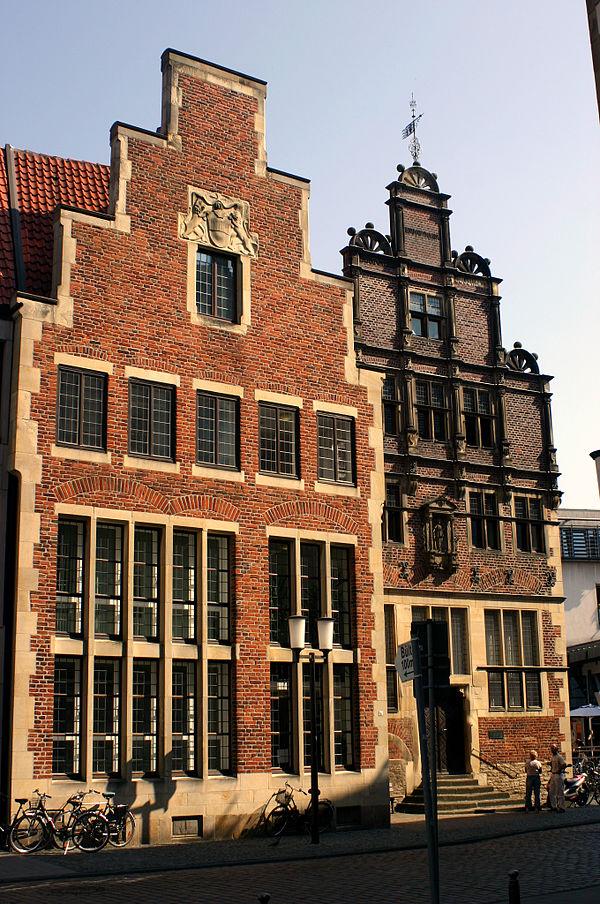 Reiseziel Haus der Niederlande