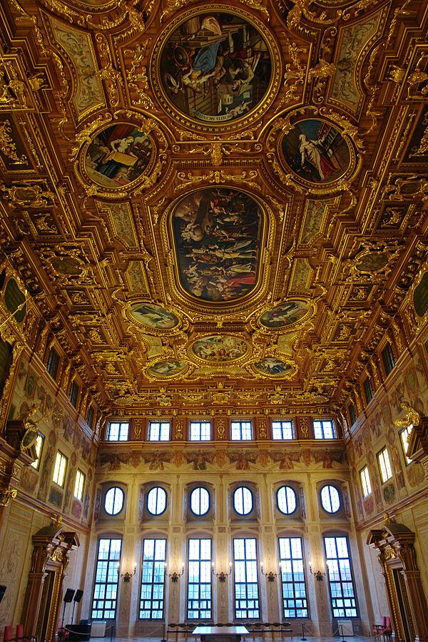 Reiseziel Goldener Saal
