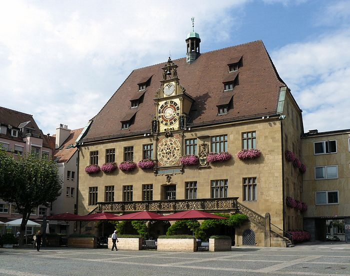 Reiseziel Historisches Rathaus