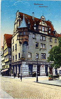 Reiseziel Käthchenhaus
