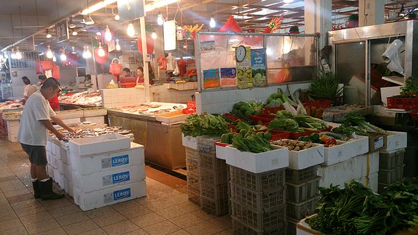 Mainzer Wochenmarkt