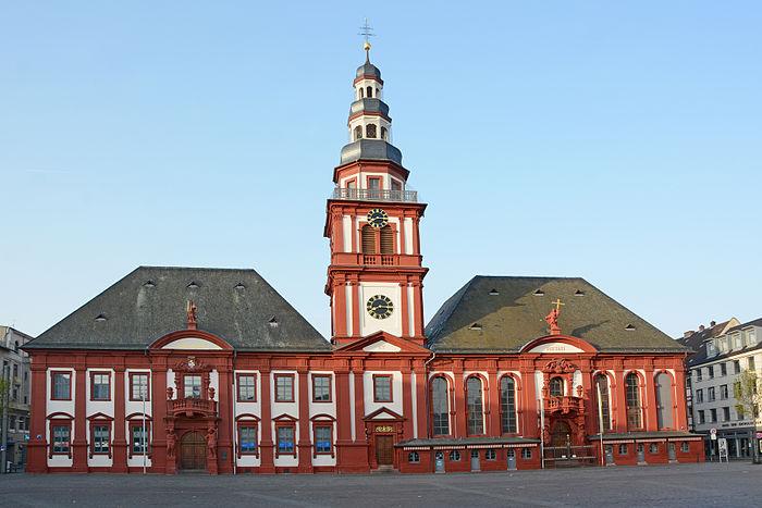 Reiseziel Altes Rathaus und Pfarrkirche St. Sebastian